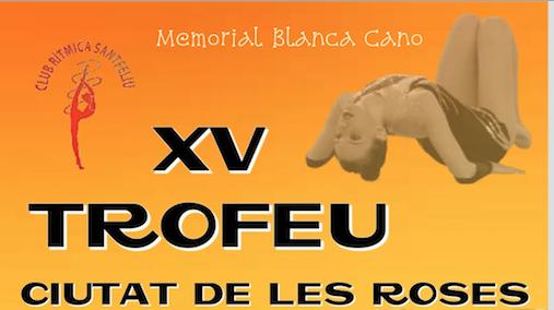 XV TROFEU CIUTAT DE LES ROSES